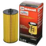 Motorcraft diesel oil filters
