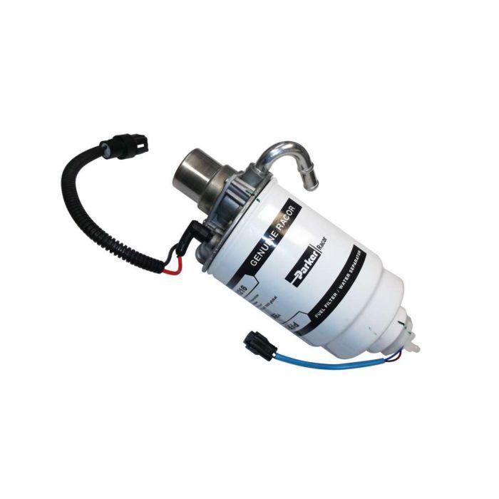 [PFF4245R2-02]2005-10 6.6L Duramax fuel filter housing.Racor FF/WS  ASSEMBLY- HEATED-PARFIT(oem 12642623) | 2002 Duramax Fuel Filter Bracket |  | Diesel Filters Online
