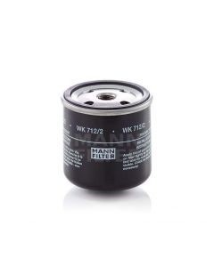 [WK-712/2]Mann-Filter European Spin-on Fuel Filter(Deutz Heavy truck and Bus/Off-Highway VN100005)