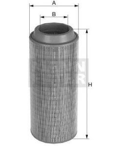 [68095846AA]Mopar/Dodge/Ram OEM air filter