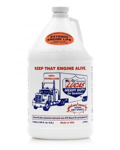 [10002] Lucas Heavy Duty Oil Stabilizer: Gallon