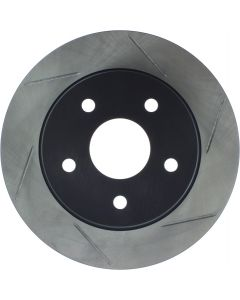 [126.67053SL]StopTech StopTech Sport Slotted Rotor, Left