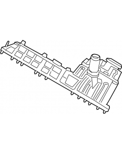 [13264-EZ41A]2016-2020 NIssan Titan diesel valve cover