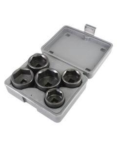 [13300]Lisle tools 5 pcs filter socket set