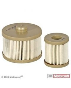 [FD-4606(4C2Z9N184BA)] -Motorcraft FD4606 Ford - 6.0 Liter Turbo Diesel Fuel/Water Seperator Filters: E Series Vans