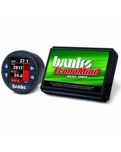 [61409]Banks Power Economind Diesel Tuner w/Banks iDash-1.8 - 2001-04 Chevy 6.6L, LB7