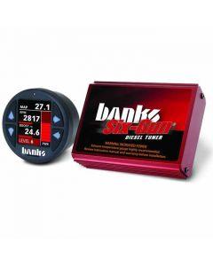[61410]Banks Power Six-Gun Diesel Tuner w/Banks iDash-1.8 - 2001-04 Chevy 6.6L, LB7