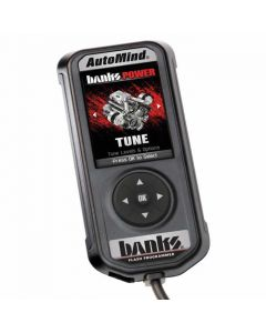 [66411]Banks Power AutoMind 2 Programmer, Hand Held - All GM Diesel, up to 2016 Gas (except Motorhome)