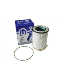[68157291AA]Mopar/Chrysler/Dodge 2010-2020 Ram 6.7 liter diesel fuel filter. (68157291AA/mo291)