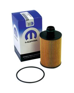 [68492616AA]Chrylser/Mopar/Ram engine oil filter.Jeep/Ram 3.0L v6 Eco diesel.(old 68229402AA)