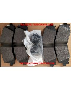 [68451229AA]Mopar OEM Ram 2019-up rear brake pads-W/As69rc trans