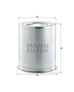 [LE-22-009X(4930253591)]Mann filter Compressed air-oil separation