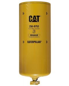 [256-8753]Genuine Cat fuel water separator filter