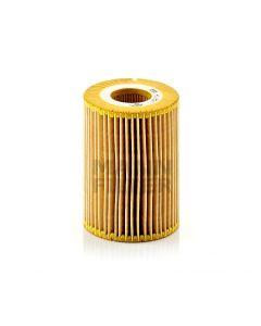 [HU-821-X]Mann-Filter European Oil Filter Element - Metal Free(Mercedes-Benz Passenger Car and Light Truck 642 180 00 09)