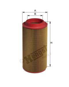 [E1900l]Hengst European Air Filter Element(ABG Heavy truck and Bus/Off-Highway 14261549)