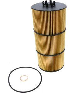 [E523H D654]Hengst Freightliner oil filter(A4711800209)