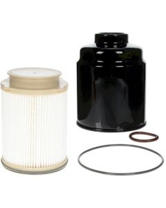 [L6806FXL--LFF5106]2013-18 Ram 6.7l Cummins Luberfiner fuel filter Kit(Contains both fuel filters)