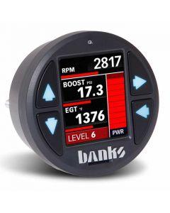 [61401]Banks Power iDash 1.8 Super Gauge Upgrade kit, 2001-2010 6.6L Duramax, LB7/LLY/LBZ/LMM SixGun/EconoMind/SpeedBra