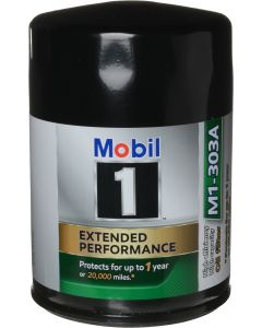 [M1-303A]Mobil One Chevy/GMC 2001-19 6.6 Liter Duramax AC-Delco Diesel Oil Filter(replaces PF2232)