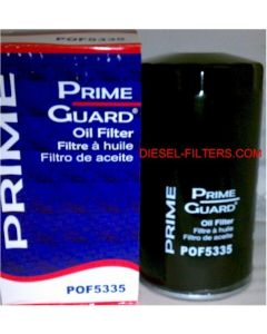 [POF-5335]Prime Guard oil filter-Dodge 5.9 liter diesel oil filter(POF-5335)