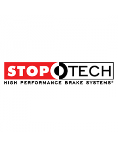 [126.65115SL]StopTech StopTech Sport Slotted Rotor, Left
