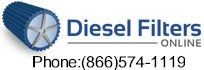 Welcome to Dieselfiltersonline.com.  Call us toll free 866-574-1119 to place an order or if you have any questions.