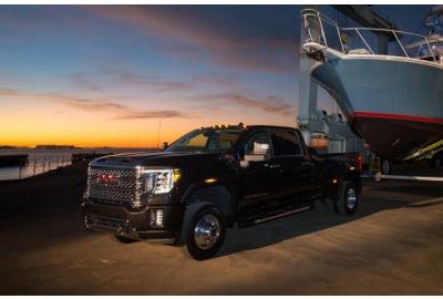 Top 10 Diesel Pickups 2021