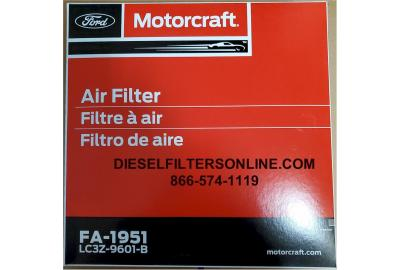 2020 Ford F250/F350 6.7L Powerstroke Diesel have a new air filter