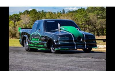Hot Shot's Secret Firepunk Diesel S10 Sets New Record