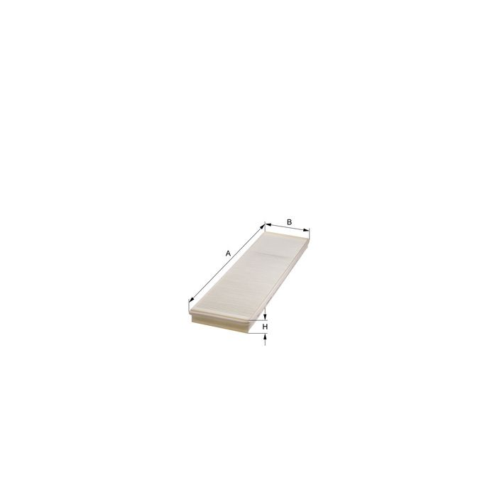 Air Filter HENGST E685L