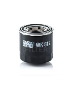 [WK-812]Mann-Filter European Spin-on Fuel Filter(SI - Industrial Heavy truck and Bus/Off-Highway )