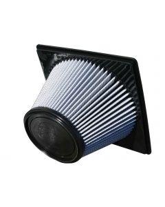 [31-80102]Magnum FLOW PRO DRY S Inverted Replacement Air Filter (IRF) Dodge Diesel Trucks 03-12 L6-5.9_6.7L (td)