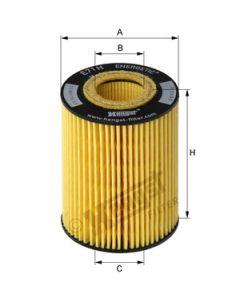 [E71H-D141]Hengst filter(OE#-642-180-00-09) (E71H-D141)