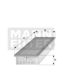 [CU-3939]Mann-Filter Industrial Cabin Filter(John Deere Off-Highway RE198488)