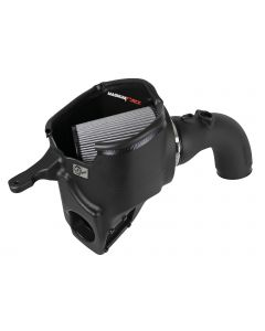 [54-13018D]Magnum FORCE Stage-2 PRO DRY S Cold Air Intake System Dodge Diesel Trucks 13-18 L6-6.7L (td)