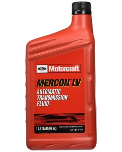 [XT-10-QLVC] Motorcraft MERCON LV Automatic Transmission Fluid - Quart (XT-10-QLVC)