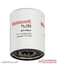[FL-784] - Ford 6.9 Liter & 7.3 Liter Diesel Motorcraft Oil Filter(FL784)