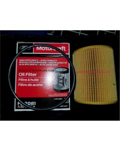 [FL2081(JL3Z6731A)]2018 Ford F150 3.0L Powerstroke diesel oil filter