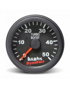 [64051]Banks Power Boost Gauge Kit, 0-50 Psi -