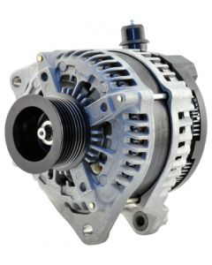 [GL993(BC3Z-10346-D)]2011-16 Ford F250-F550 Motorcraft alternator(OLD GL994)-Primary/Lower for duel alt set up-157 Amp