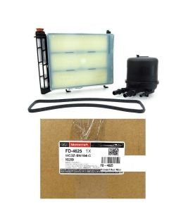 [FD4625(HC3Z-9N184-C)]2017-UP Ford 6.7 liter Powerstroke turbo diesel Motorcraft fuel/water filter kit(2 filters)(replaces FD4624)