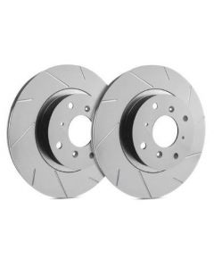 [T53-005]Sp Performance Slotted rotors with gray zinc plating(sold as pair)