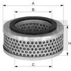 [C-33-009]Mann and Hummel air filter