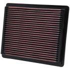 [33-2106-1]K&N Replacement Air Filter FORD EXPLORER 97-05, RANGER 98-10, MAZDA B-SERIES 98-09