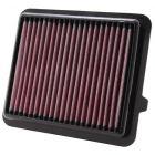 [33-2433]K&N Replacement Air Filter HONDA INSIGHT L4-1.3L F/I, 2009-2014