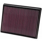 [33-2959]K&N Replacement Air Filter BMW X5/X6 L6-3.0L DSL, 2007-2010