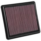 [33-3110]K&N Replacement Air Filter GEELY DIHAO GS/GL L4-1.3L F/I; 2016-2018