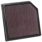 [33-3127]K&N Replacement Air Filter VOLVO XC40 L4-2.0L F/I: 2018-2019