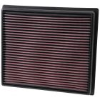 [33-5017]K&N Replacement Air Filter TOYOTA TUNDRA V8-4.6L F/I, 2014-2019