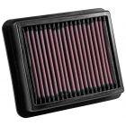[33-5033]K&N Replacement Air Filter INFINITI M35h V6-3.5L F/I; 2012-2013